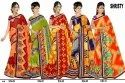 Synthetic Designer Sarees