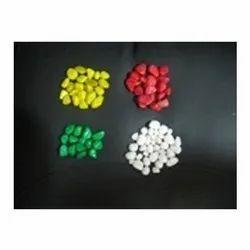 Multi Colored Pebbles
