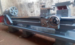 Limax 12Feet Semi Automatic Heavy Duty Lathe Machine