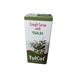 Tulcof Tulsi Cough Syrup, 100 ml