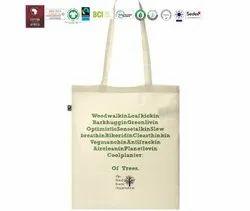 Biodegradable Cotton Shopping Bag