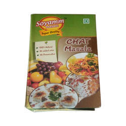 Soyamm 50 gm Chat Masala, Packaging: Packet