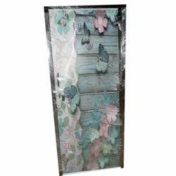 PVC 30mm Digital MS Frame Door