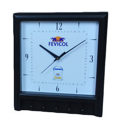 Veejay Gifters Black and White Decorative Wall Clock
