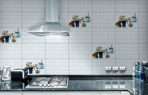 Johnson Wall Tiles For Kitchen Rumah Joglo Limasan Work