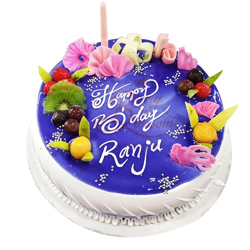 Brilliant Exotic Black Currant Cake Packaging Type Box Rs 925 Piece Personalised Birthday Cards Akebfashionlily Jamesorg