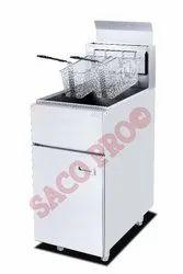 Gas Deep Fryer Stand 25L