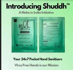 pocket hand sanitizer