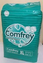 Comfrey Adult Diaper X- Large