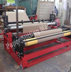 Paper Slitting Rewinding Making Machine
