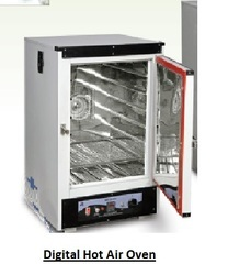 Stainless Steel Hot Air Oven For Drying