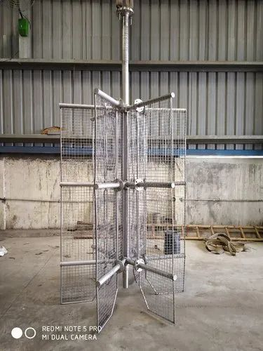 Wire Mesh Agitator