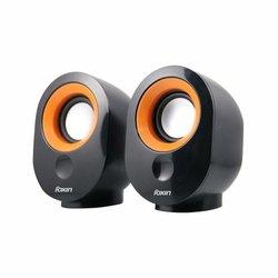 2.1 Plastic Foxin Multimedia Speaker, 20watts