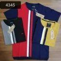 Men's Stylish Cotton Half Sleeve T-Shirts