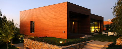 Parklex Wood Veneer Facade Panel