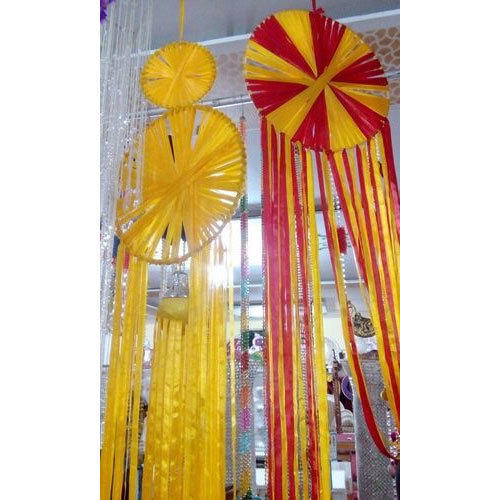 Ribbon Decor For Ceiling Zaid Handicraft Manufacturer In Ajrara