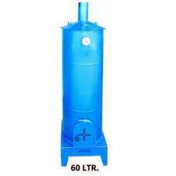 60 Liter Wood Fired Water Heater