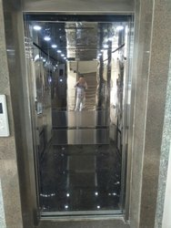 Skycon Mirror Finish Cabin