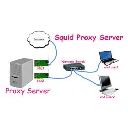 Linux Proxy Server Installation Services