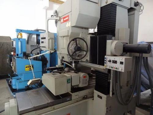 Sip Hauser Mp 44 Cnc Jig Borer Saibaba Machine Tools India Pvt