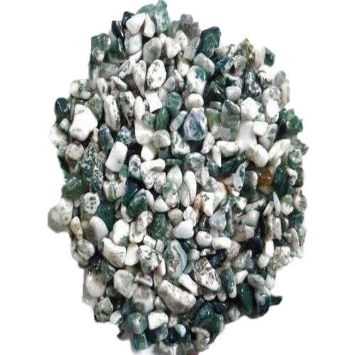 Multicolor Crushed Stone Chips