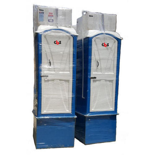 Stand Alone (Portable) Bio Toilet With Inbuilt Water Tank & Bio Digester