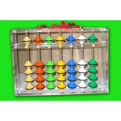 7 Rods Display Abacus
