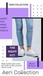 Skinny Bottom Ladies Jeans