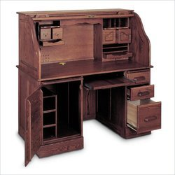 Computer Wooden Brown Cabinet, Height: 3.5 to 4 feet