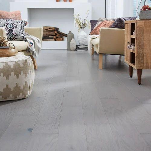 Kaara Oak Grey Pigeon Engineered Wooden Flooring Size 14 3mm X