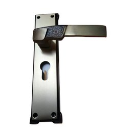Brass Main Door Lever Lock, Size: 8 Inch Key