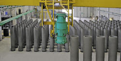 Concrete Spun Pipe Machine