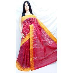 Dhanekhali Tant Saree