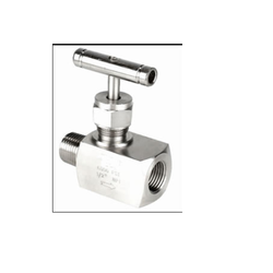 2 Way Male Female Needle Valve