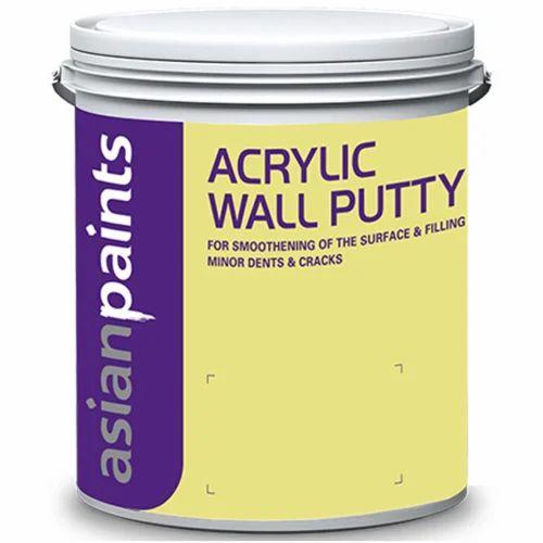 Asian Paints Acrylic Wall Putty At Rs 60 Kilogram Gulab Colony Sangli Id 14662048730