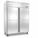 SS 4 Door Commercial Refrigerator