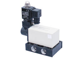 Poppet Single Solenoid Valve