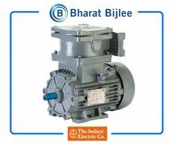 415 V Bharat Bijlee Three Phase Flame Proof IE2 / IE3 Motors