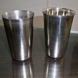 Stainless Steel Glass - Maple Drinking SS Glass Manufacturer