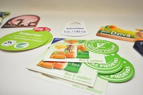 Stickers printing service