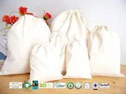GRS Recycle Cotton Dyed Bag
