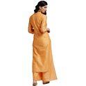 jaipur kurti palazzo suit set