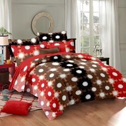 Pure Cotton Bedsheet with Pillow Covers