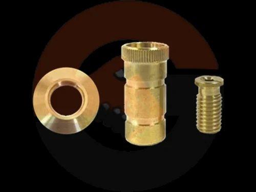 Brass Pool Anchor