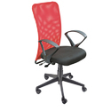 Red Back Office Chair