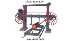 Wood Horizontal Band Saw Machine