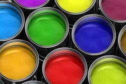 Industrial Grade Liquid Polyurethane Industrial Paint, Thickness: <5 mm