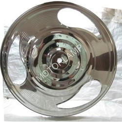 Wheel Cover SS Front