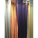 Cotton Colored Designer Curtain