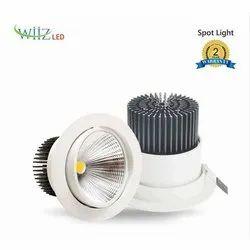 WIIZ Round Spot Light